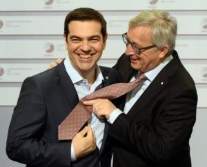 tsipras grabata