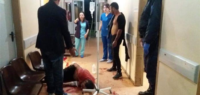 Μεθυσμένος Ρομά τραυμάτισε γιατρό στο Κέντρο Υγείας Σοφάδων