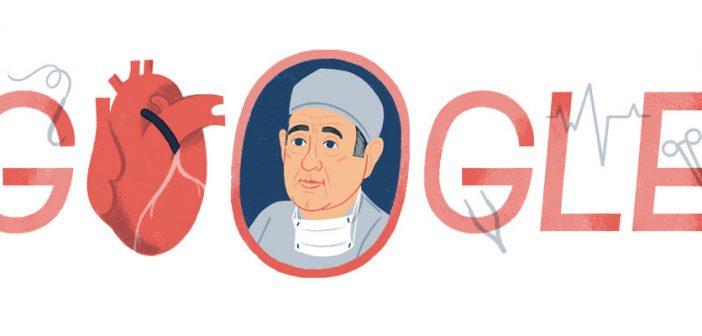 Rene Favaloro: Η Google τιμά τον αργεντινό καρδιοχειρουργό
