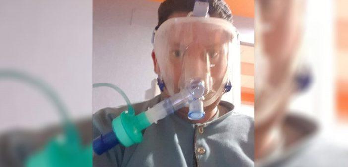 Συγκλονίζει η μαρτυρία γιατρού που νόσησε – «Στην covid-19 πεθαίνεις μόνος»